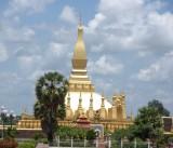 That Luang Stuppa, Laos